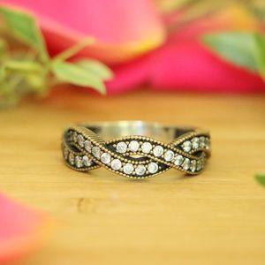 925 Sterling Silver Wedding jewelryRings